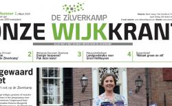 Onze Wijkkrant 01/ 2020