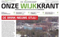 Onze Wijkkrant uitgave september 2021